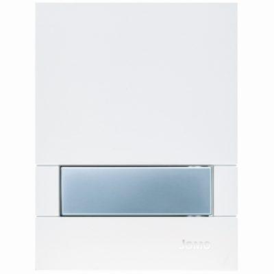 Ovládacie tlačidlo JOMO pre pisoár EXCLUSIVE URINAL URM-K (PLAST) biela/tlačidlo JOMO chróm matný