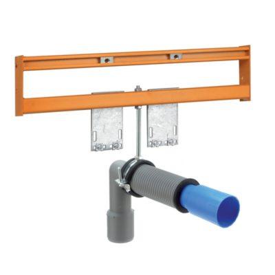 JOMOTech priečka modulová pre montáž umývadlá