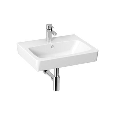 Umývadlo nábytkové LYRA PLUS  55x45 s otvorom pre batériu, H8103810001041