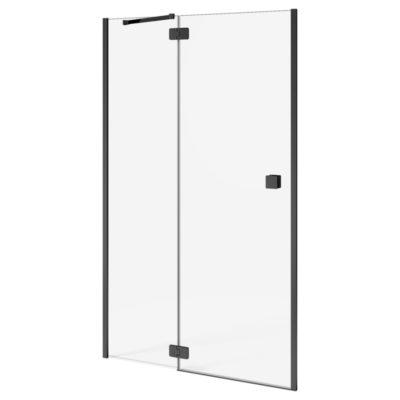 Sprchové dvere jednokrídlové s pevným segmentom, JIKA Cubito pure, H2544260026681