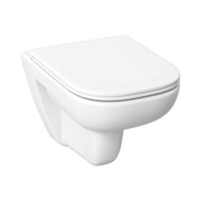 WC závesné bez oplachového kruhu, rimless, Deep by Jika, H8206140000001