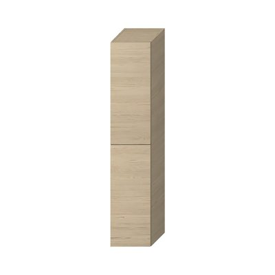 Vysoká skrinka Mio-N, 2 dvere ľavé / pravé, jasaň, H43J7122303421